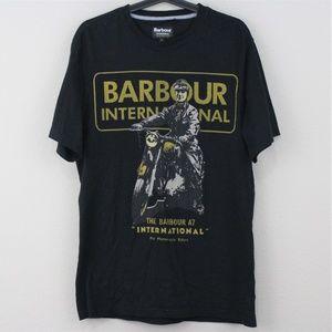 Barbour International Motorcycle T-Shirt M320